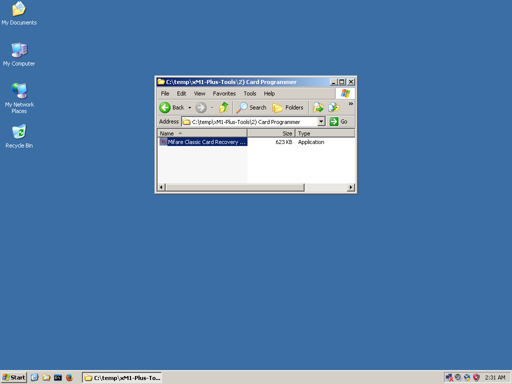 xM1+ Tools for Windows - FAQs - Dangerous Things Forum