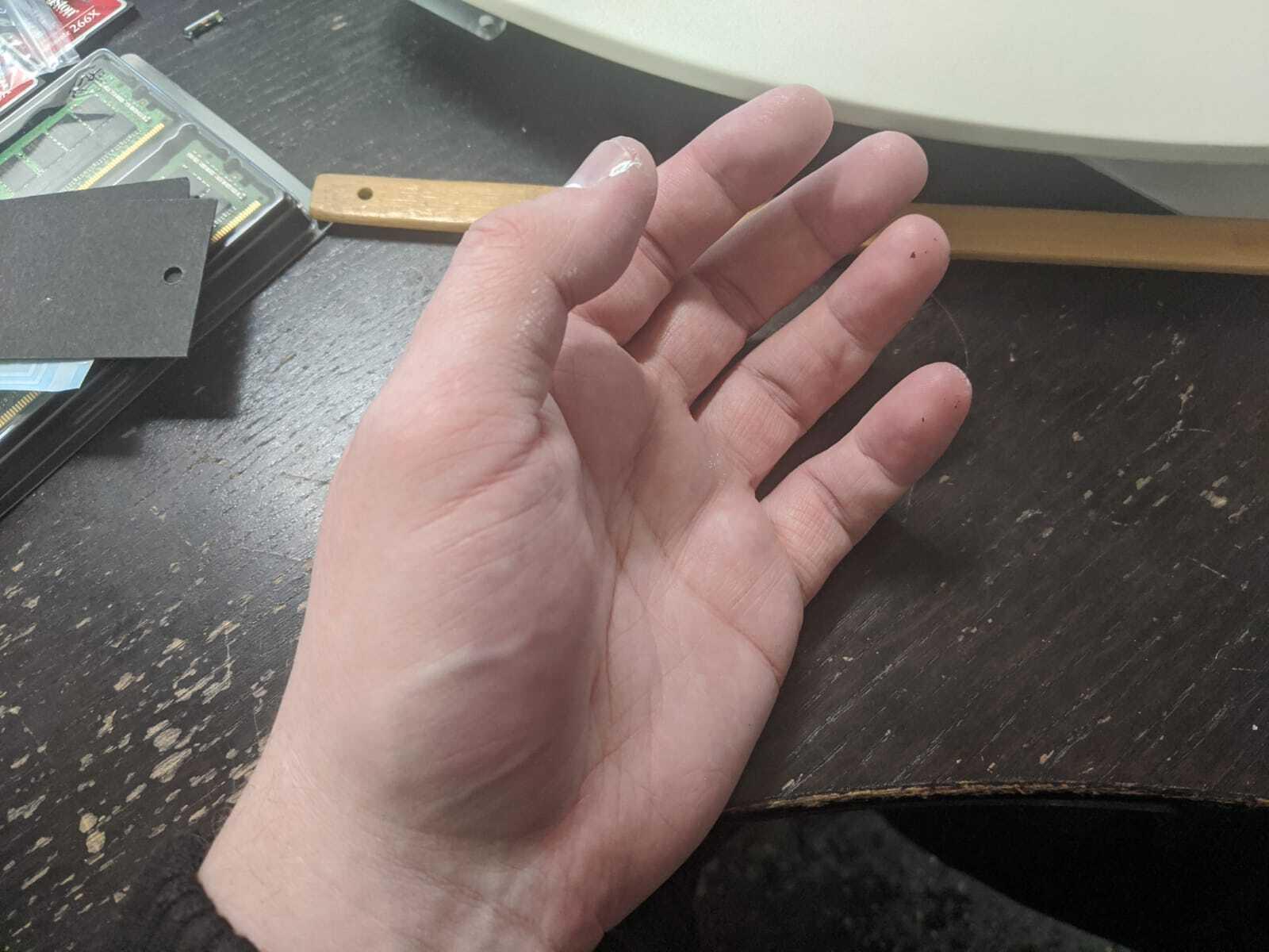 hand-up