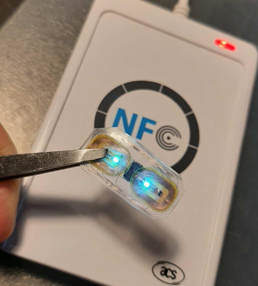 NFC-Payment-Implantat